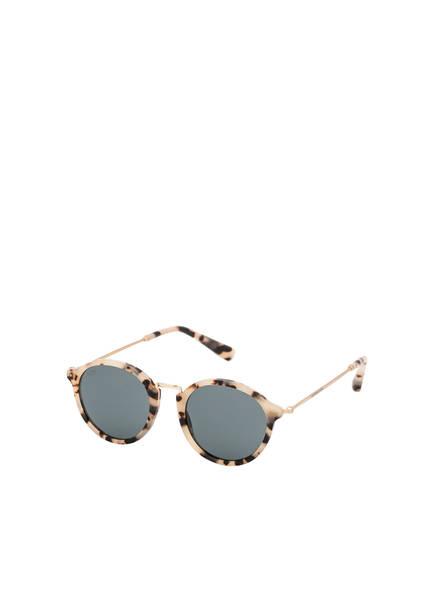 KAPTEN & SON Sonnenbrille MAUI, Farbe: HAVANA/ GRAU (Bild 1)
