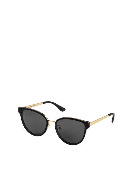 KAPTEN & SON Sonnenbrille SEOUL, Farbe: SCHWARZ/ GRAU (Bild 1)
