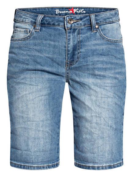 Buena Vista Jeans-Shorts PAULINA, Farbe: 2106 MIDDLE BLUE (Bild 1)