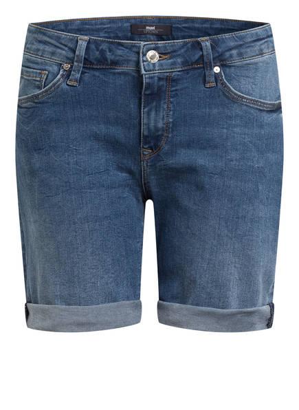 mavi Jeans-Shorts CAMILLA , Farbe: 31202 IT BRUSHED STR BLUE (Bild 1)
