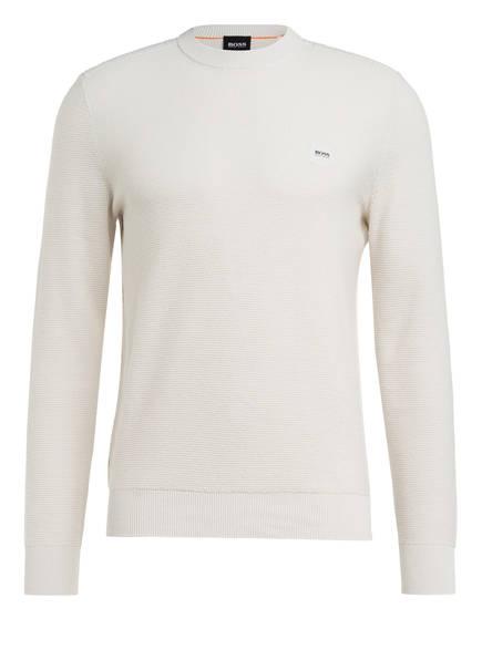 BOSS Pullover AMPAGNE, Farbe: CREME (Bild 1)