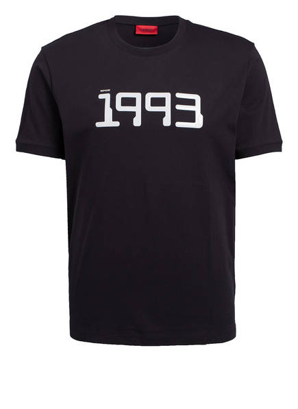 HUGO T-Shirt DASPI, Farbe: SCHWARZ (Bild 1)