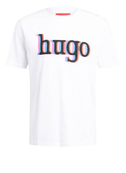 HUGO T-Shirt DONTROL, Farbe: WEISS (Bild 1)
