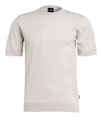 BOSS Strickshirt IMATTEO, Farbe: CREME (Bild 1)