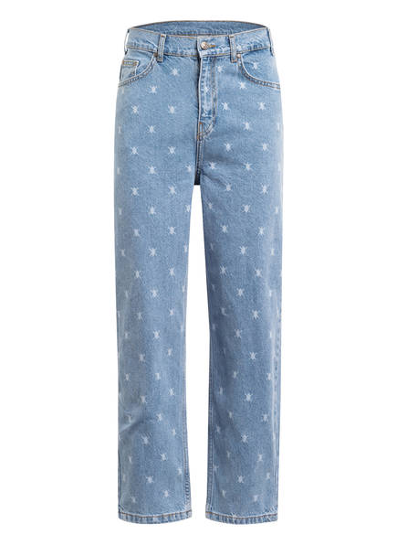 DAILY PAPER Jeans REJEAN Straight Fit, Farbe: LIGHT BLUE (Bild 1)