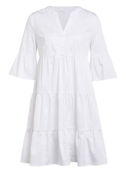 darling harbour Kleid mit 3/4-Arm, Farbe: WEISS (Bild 1)