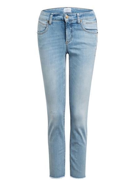 CAMBIO 7/8-Jeans PINA mit Schmucksteinbesatz, Farbe: LIGHT SUMMER (Bild 1)