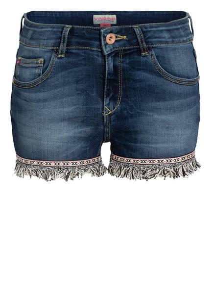VINGINO Jeans-Shorts DONYA , Farbe: BLAU (Bild 1)