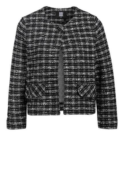 RIANI Tweed-Blazer, Farbe: SCHWARZ/ WEISS (Bild 1)