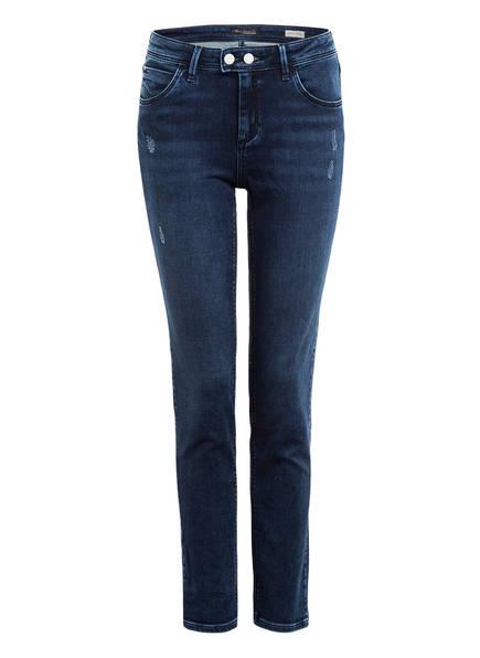 mavi Skinny Jeans SOPHIE, Farbe: 31457 DARK UPTOWN SPORTY BLUE (Bild 1)