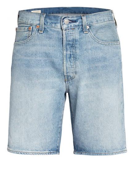 Levi's® Jeans-Shorts 501®, Farbe: 02 Light Indigo - Worn In (Bild 1)