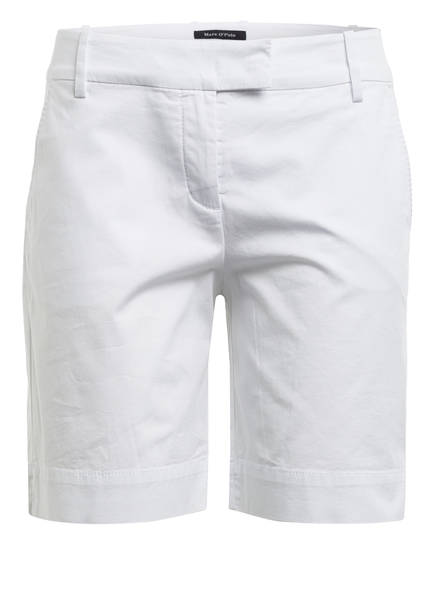 Marc O'Polo Shorts , Farbe: WEISS (Bild 1)