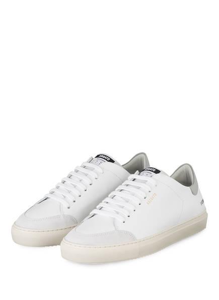 AXEL ARIGATO Sneaker CLEAN 90, Farbe: WEISS/ HELLGRAU (Bild 1)