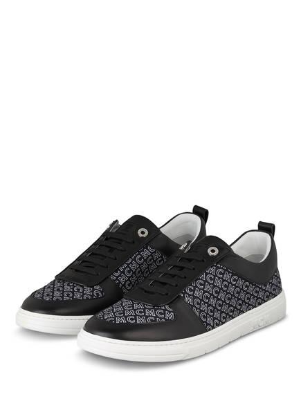 MCM Sneaker, Farbe: SCHWARZ/ WEISS (Bild 1)
