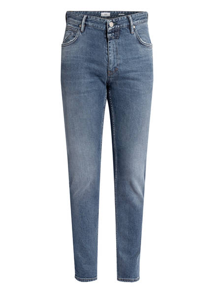 CLOSED Jeans DROP CROPPED Slim Fit, Farbe: MBL MID BLUE (Bild 1)