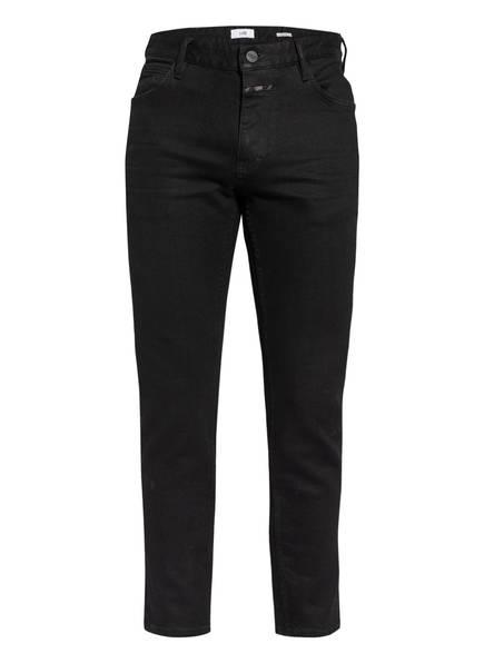 CLOSED Jeans DROP CROPPED Slim Fit, Farbe: BBK BLACK/BLACK (Bild 1)