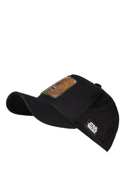 CAPSLAB Cap WOOKIE, Farbe: SCHWARZ (Bild 1)