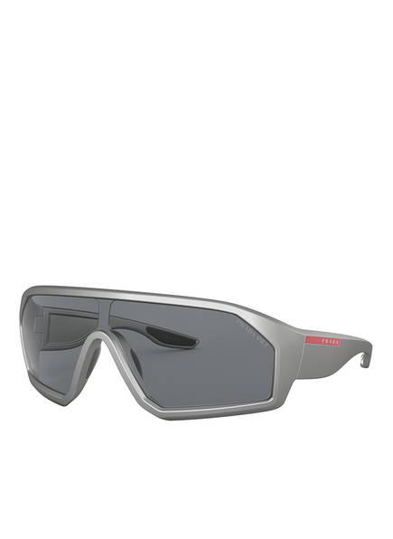 PRADA Sonnenbrille PS 03VS, Farbe: 5735Z1 - HELLGRAU/ HELLGRAU POLARISIERT (Bild 1)