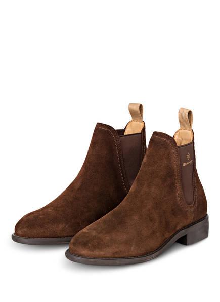 GANT Chelsea-Boots AINSLEY, Farbe: BRAUN (Bild 1)