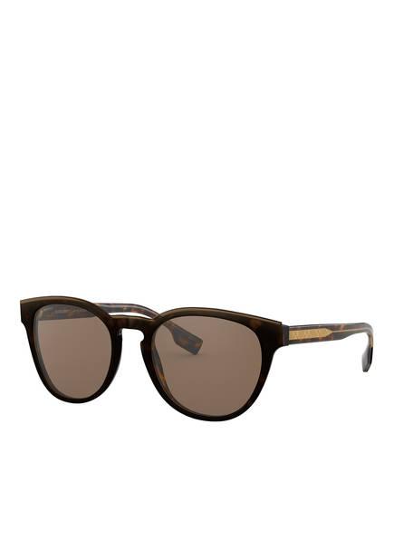 BURBERRY Sonnenbrille BE4310, Farbe: 385173 - HAVANA/ TAUPE (Bild 1)