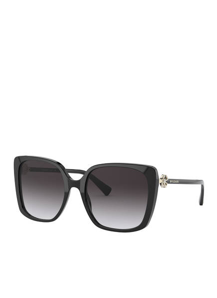 BVLGARI Sunglasses Sonnenbrille BV8225B, Farbe: 501/8G - SCHWARZ/ GRAU VERLAUF (Bild 1)