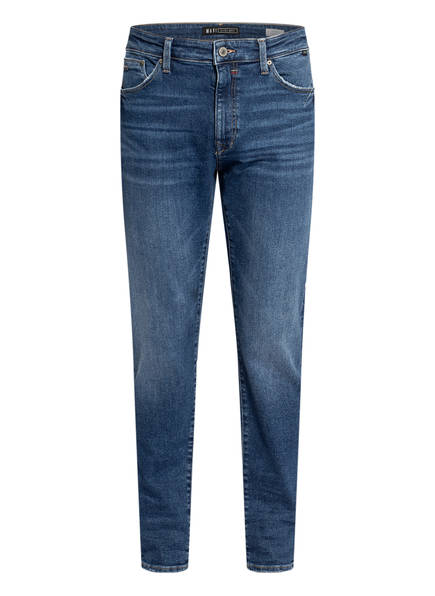 mavi Jeans CHRIS Tapered Fit, Farbe: 31836 MID BRUSHED ULTRA MOVE (Bild 1)