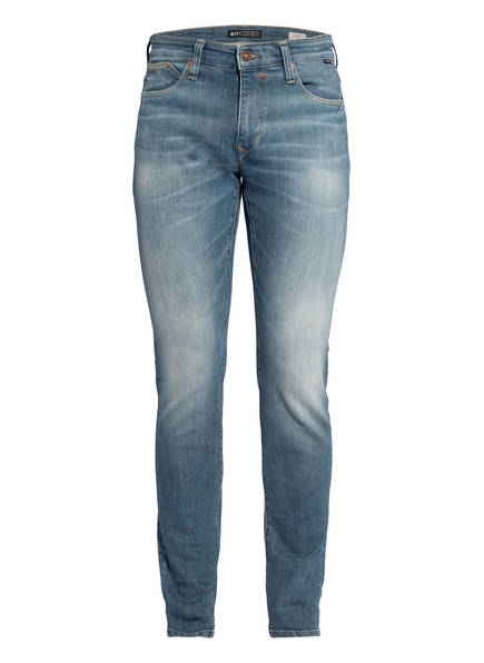 mavi Jeans JAMES Skinny Fit, Farbe: 31835 ASH BLUE ULTRA MOVE (Bild 1)