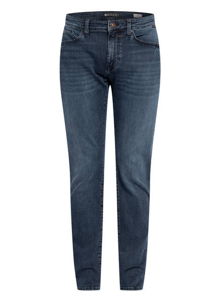 mavi Jeans YVES Skinny Fit, Farbe: 31834 INK BRUSHED ULTRA MOVE (Bild 1)