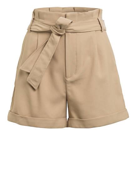ANINE BING Paperbag-Shorts KINSLEY , Farbe: BEIGE (Bild 1)