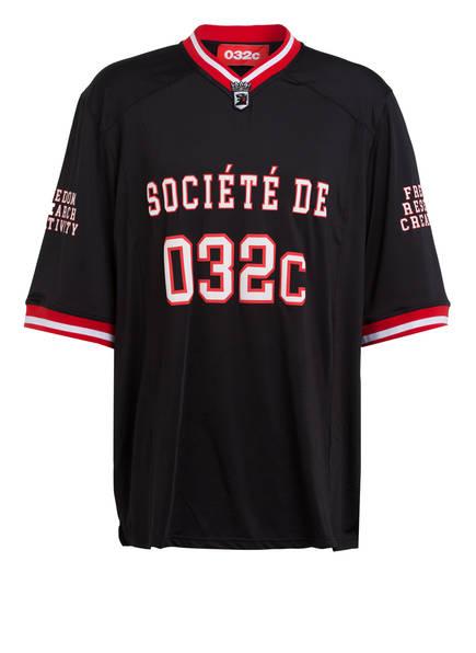 032c T-Shirt , Farbe: SCHWARZ (Bild 1)