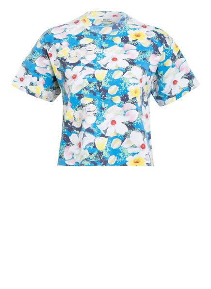 KENZO T-Shirt, Farbe: BLAU/ GELB/ WEISS (Bild 1)