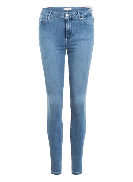 TOMMY HILFIGER Skinny Jeans HARLEM Ultra , Farbe: 1AD BO BLUE (Bild 1)