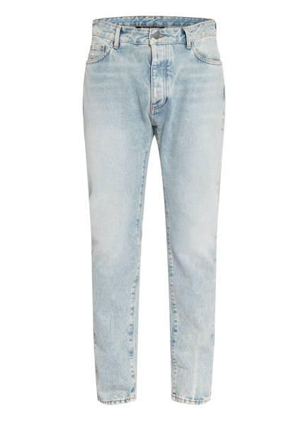 Palm Angels Jeans Extra Slim Fit, Farbe: LIGHT BLUE WHITE (Bild 1)