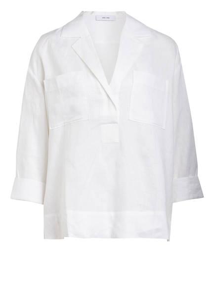 REISS Blusenshirt aus Leinen LORETTA, Farbe: WEISS (Bild 1)