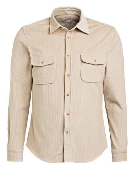 REISS Overshirt MALDINI, Farbe: BEIGE (Bild 1)