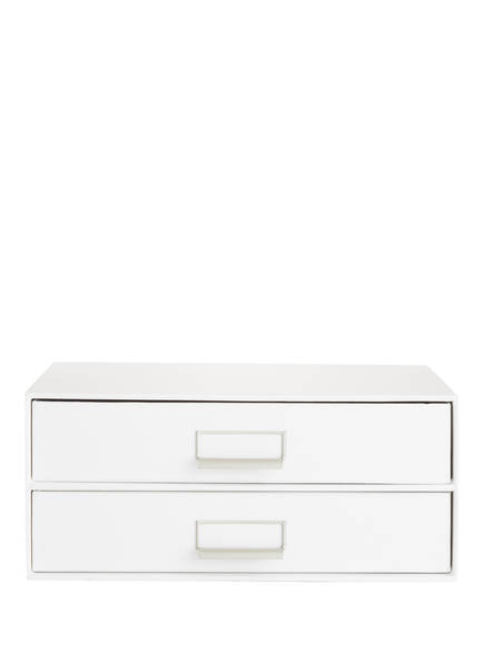 BIGSO BOX OF SWEDEN Schubladenbox BIRGER, Farbe: WEISS (Bild 1)