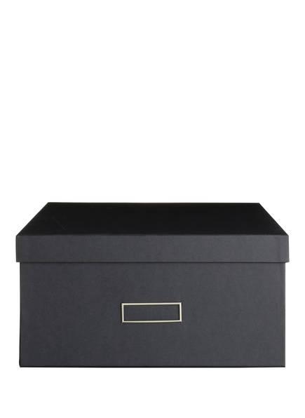 BIGSO BOX OF SWEDEN 3er-Set Aufbewahrungsboxen INGE, Farbe: DUNKELGRAU (Bild 1)