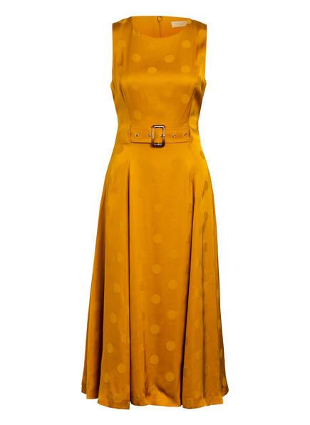 TED BAKER Kleid INNABEL , Farbe: DUNKELGELB (Bild 1)