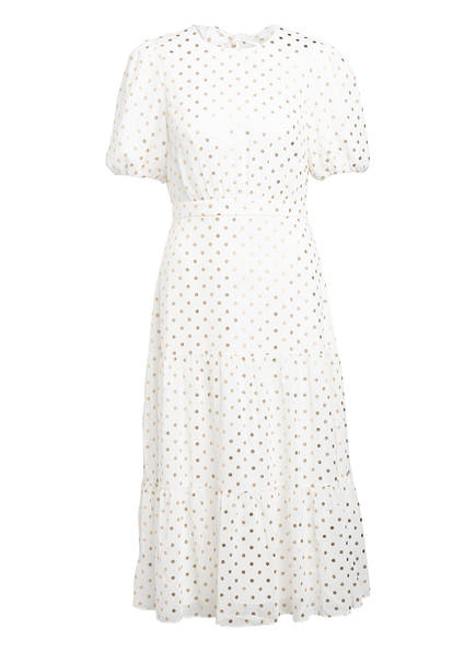 TED BAKER Kleid MARIANI, Farbe: WEISS/ GOLD (Bild 1)