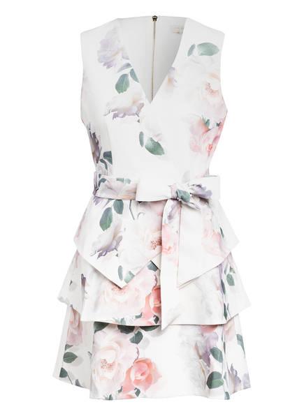 TED BAKER Kleid DEWANA , Farbe: WEISS/ ROSA (Bild 1)