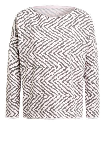 Juvia Sweatshirt, Farbe: HELLROSA/ GRAU (Bild 1)