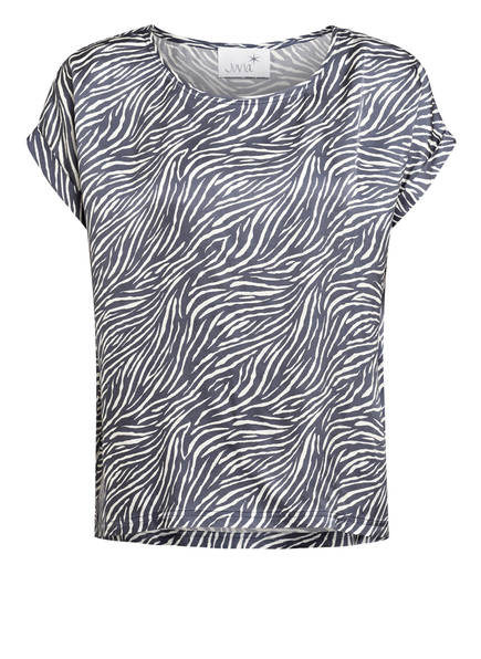 Juvia Blusenshirt, Farbe: WEISS/ GRAU (Bild 1)