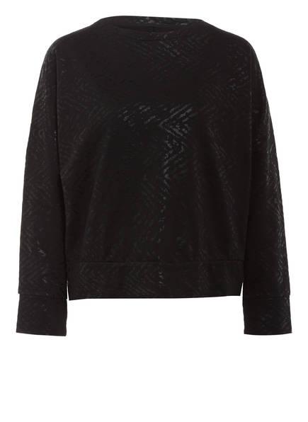 Juvia Sweatshirt, Farbe: SCHWARZ (Bild 1)
