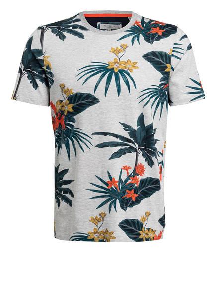 TED BAKER T-Shirt MYTEA , Farbe: GRAU/ BLAU/ ROT (Bild 1)