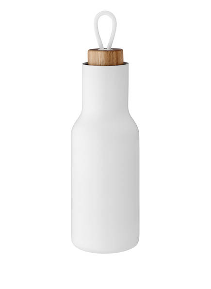 ladelle Isolierflasche TEMPA, Farbe: WEISS (Bild 1)