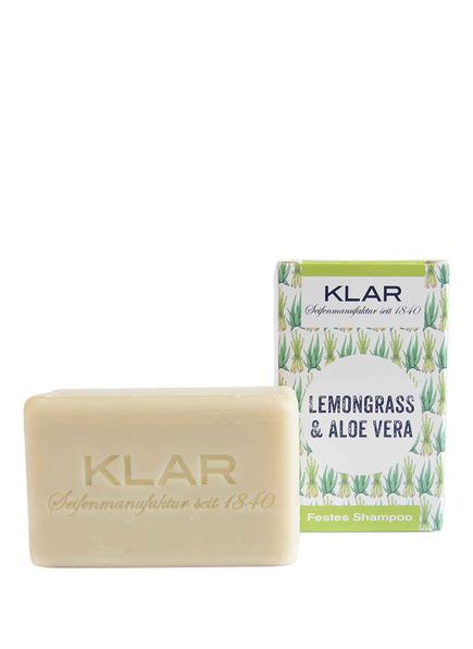 KLAR LEMONGRASS & ALOE VERA (Bild 1)