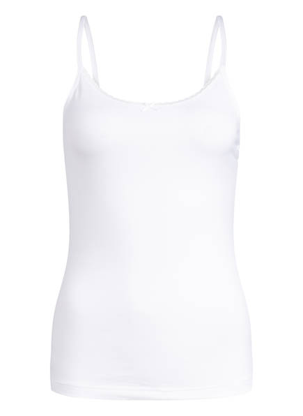 mey Top COTTON LACE , Farbe: WEISS (Bild 1)