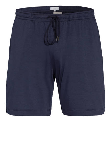 mey Lounge-Shorts Serie JEFFERSON MODAL , Farbe: DUNKELBLAU (Bild 1)