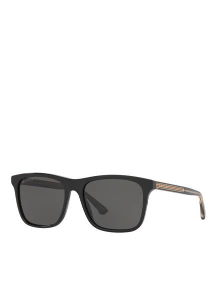 GUCCI Sonnenbrille GC001188, Farbe: 1330M1 - SCHWARZ/ GRAU (Bild 1)