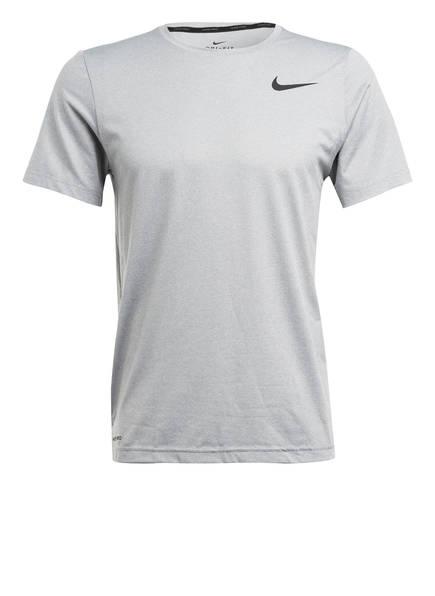Nike T-Shirt PRO, Farbe: HELLGRAU (Bild 1)